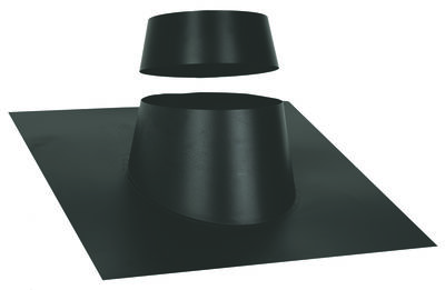 salg af SabetoFLEX stål Inddækninger 80x90 sort 0360