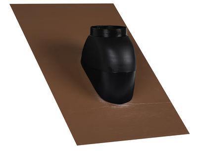 salg af SabetoFLEX  Universal Inddækning til Gasaftræk 94x49 cm rød-sort 160